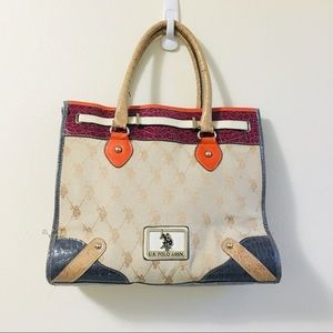 U.S. Polo Assn. Bags - Medium Sized Handbag